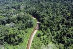 Borneo river -- sabah_aerial_1855