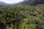 Imbak Canyon -- sabah_aerial_1940