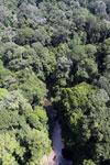 Imbak Canyon -- sabah_aerial_1970