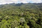 Imbak Canyon -- sabah_aerial_2000