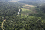 Deforested rainforest valley -- sabah_aerial_2311