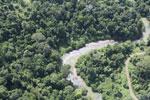 River in Borneo -- sabah_aerial_2313