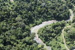River in Borneo -- sabah_aerial_2314