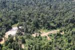 Logging dump in Malaysia -- sabah_aerial_2367