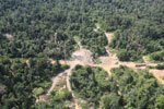 Logging dump in Malaysia -- sabah_aerial_2374