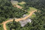 Logging road -- sabah_aerial_2401