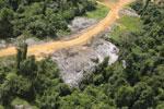 Logging road -- sabah_aerial_2402