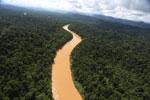 Kinabatangan River -- sabah_aerial_2471