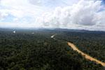 Kinabatangan River -- sabah_aerial_2479
