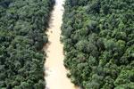 Kinabatangan River -- sabah_aerial_2850