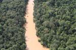 Kinabatangan River -- sabah_aerial_2852