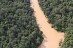 Kinabatangan River -- sabah_aerial_2855