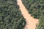 Kinabatangan River -- sabah_aerial_2857