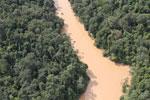 Kinabatangan River -- sabah_aerial_2858