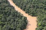Kinabatangan River -- sabah_aerial_2863