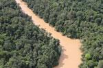 Kinabatangan River -- sabah_aerial_2864