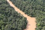 Kinabatangan River -- sabah_aerial_2866