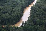 Kinabatangan River -- sabah_aerial_2872