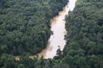 Kinabatangan River -- sabah_aerial_2875