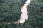 Kinabatangan River -- sabah_aerial_2877