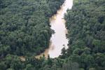 Kinabatangan River -- sabah_aerial_2878