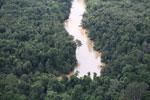 Kinabatangan River -- sabah_aerial_2882
