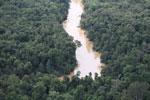 Kinabatangan River -- sabah_aerial_2883
