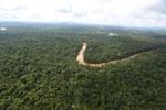 Kinabatangan River -- sabah_aerial_2892