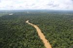 Kinabatangan River -- sabah_aerial_2901
