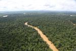 Kinabatangan River -- sabah_aerial_2902