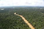 Kinabatangan River -- sabah_aerial_2903