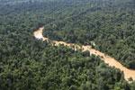 Kinabatangan River -- sabah_aerial_2906
