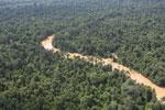 Kinabatangan River -- sabah_aerial_2908