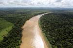 Kinabatangan River -- sabah_aerial_3047