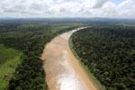 Kinabatangan River -- sabah_aerial_3049