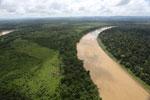 Kinabatangan River -- sabah_aerial_3050