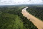 Kinabatangan River -- sabah_aerial_3052