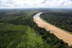 Kinabatangan River -- sabah_aerial_3053
