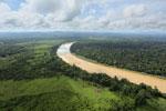 Kinabatangan River -- sabah_aerial_3056