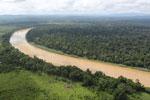Kinabatangan River -- sabah_aerial_3057