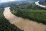 Kinabatangan River -- sabah_aerial_3061
