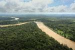 Kinabatangan River -- sabah_aerial_3063