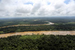 Kinabatangan River -- sabah_aerial_3067