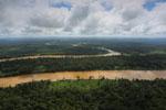 Kinabatangan River -- sabah_aerial_3068