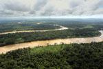 Kinabatangan River -- sabah_aerial_3069