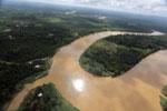 Kinabatangan River -- sabah_aerial_3073